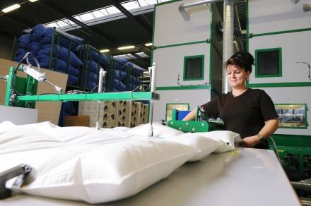Produktion Billerbeck Schweiz AG