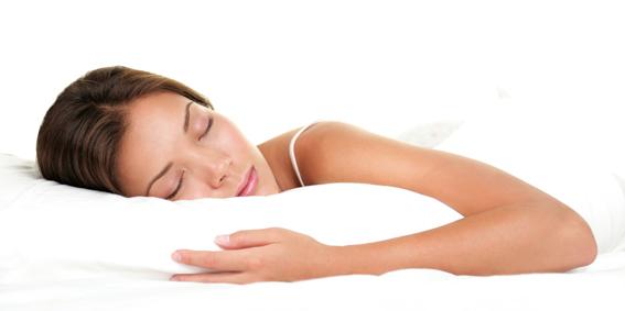 Herrlich entspannt schlafen - auch dank des richtigen Kissens