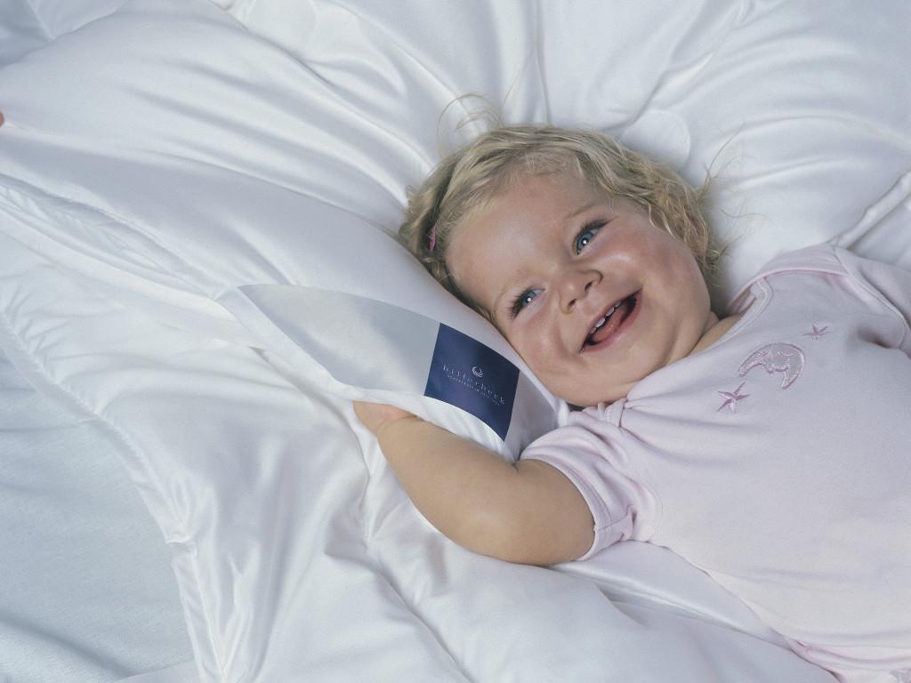 Im Schlaf gross werden
